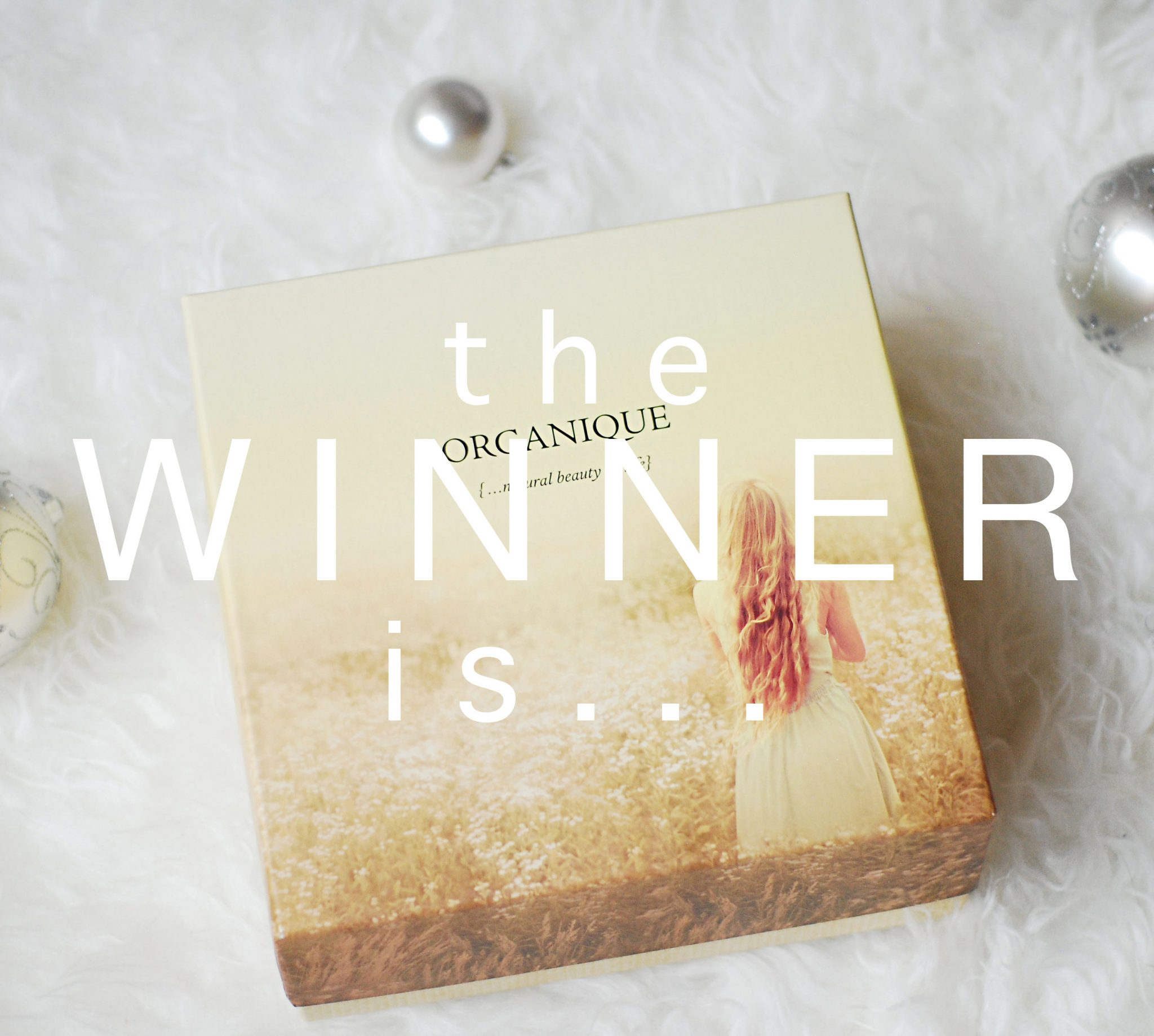 organique_giveaway_winner