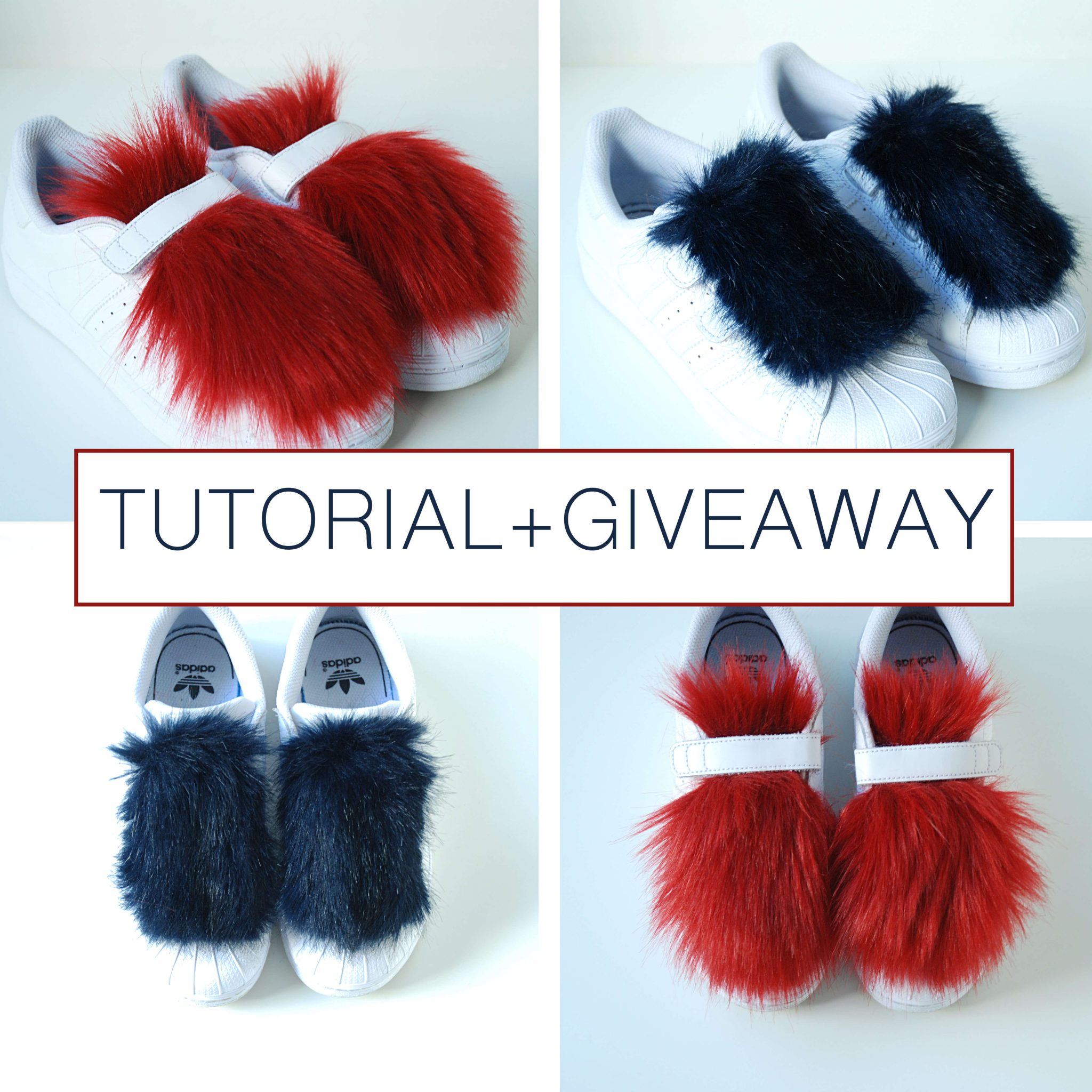 faux-fur-sneakers-diy-tutorial