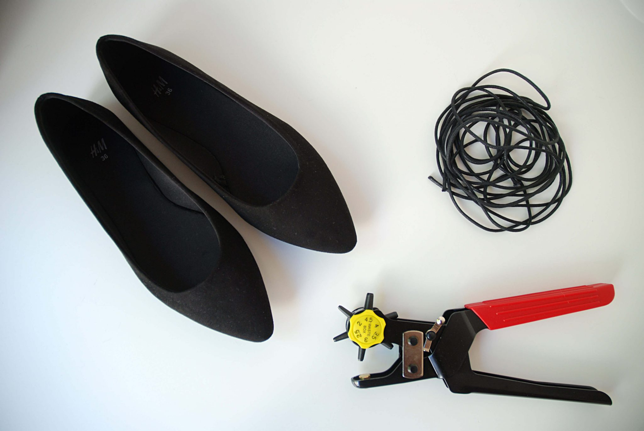 lace-up-flats-diy
