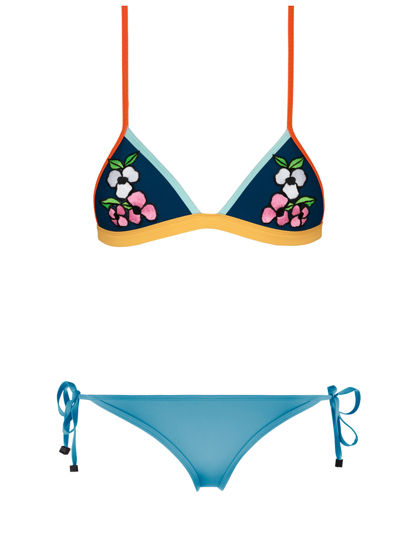 d3d0d8ef55 Summer ready with TRIANGL | The petite Cat