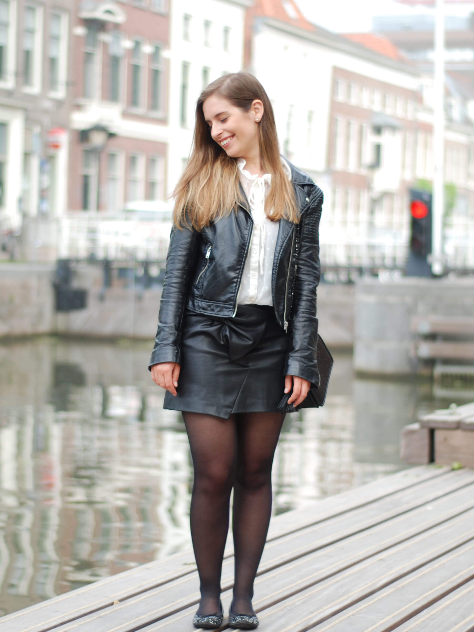 faux-leather-romantic-looks