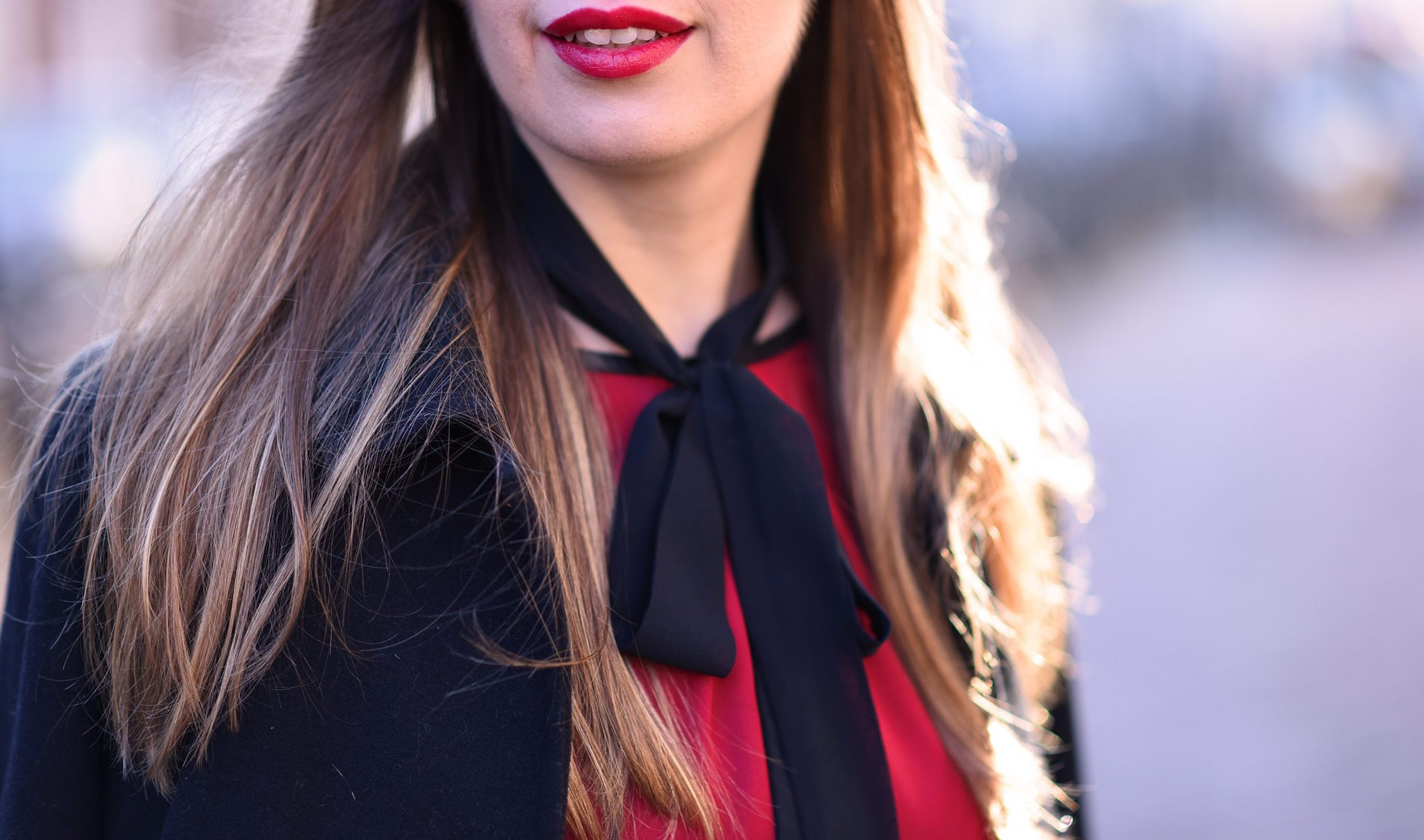 red-blouse-christmas-bow-thepetitecat