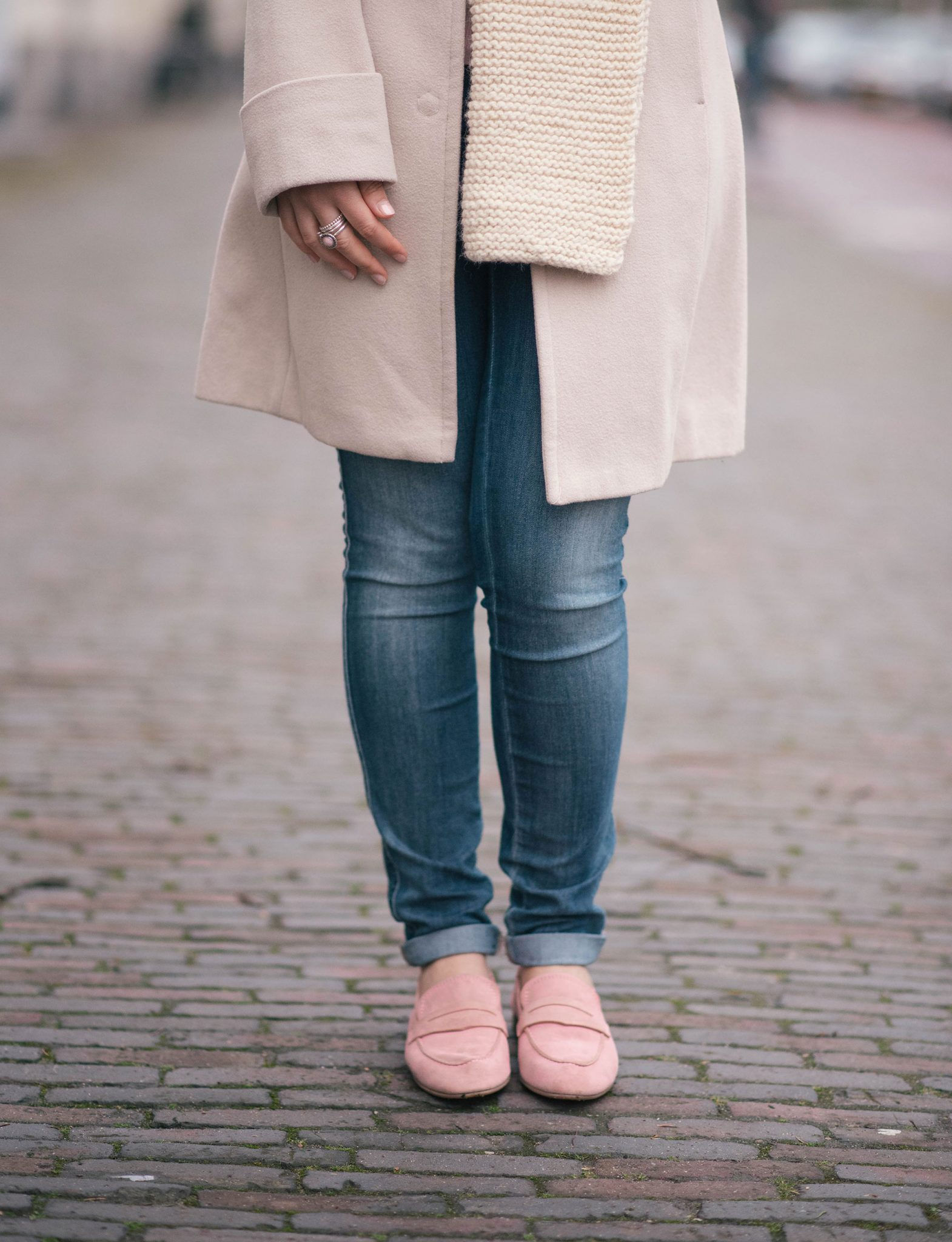pink-beige-hand-knits-outfit-inspiration-thepetitecat