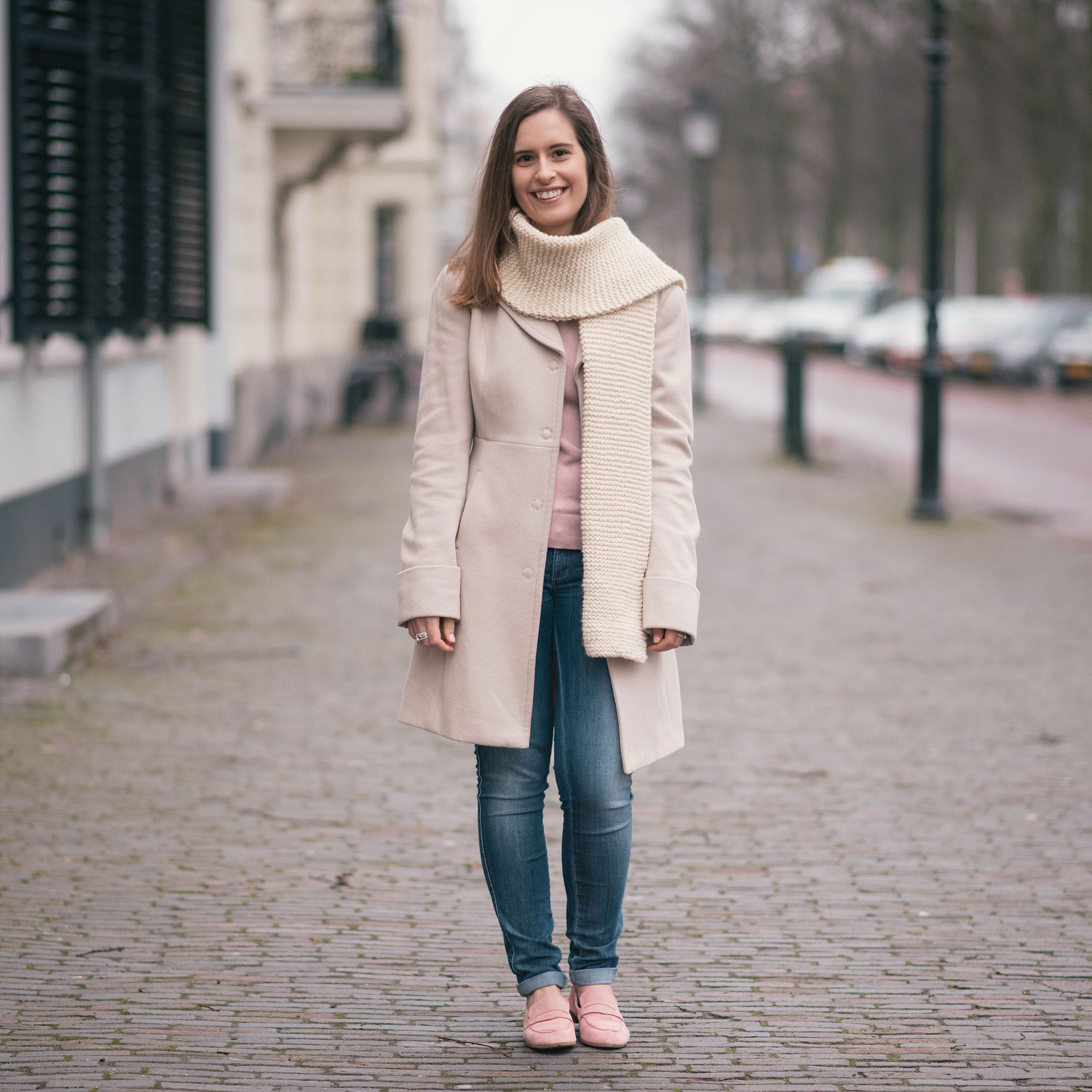 pink-beige-hand-knits-winter-outfit-thepetitecat