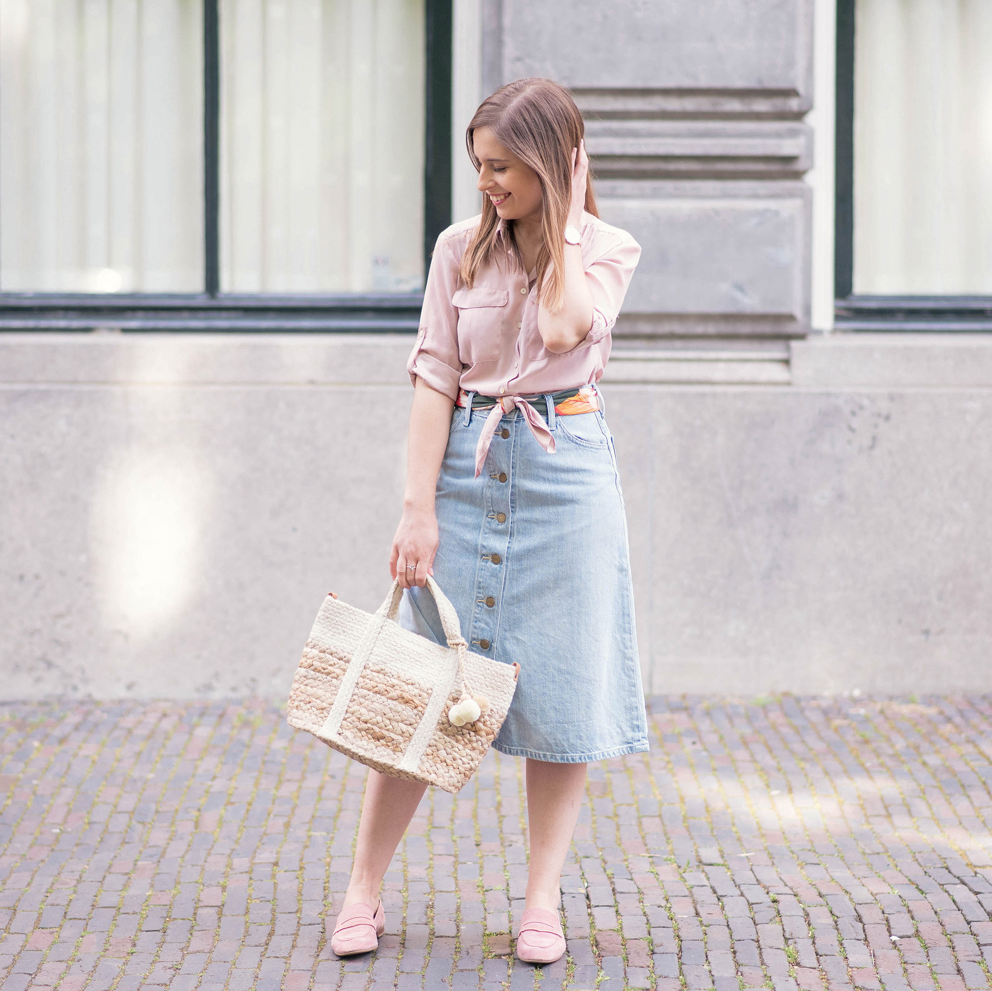 relaxed-spring-days-thepetitecat-basket-trend