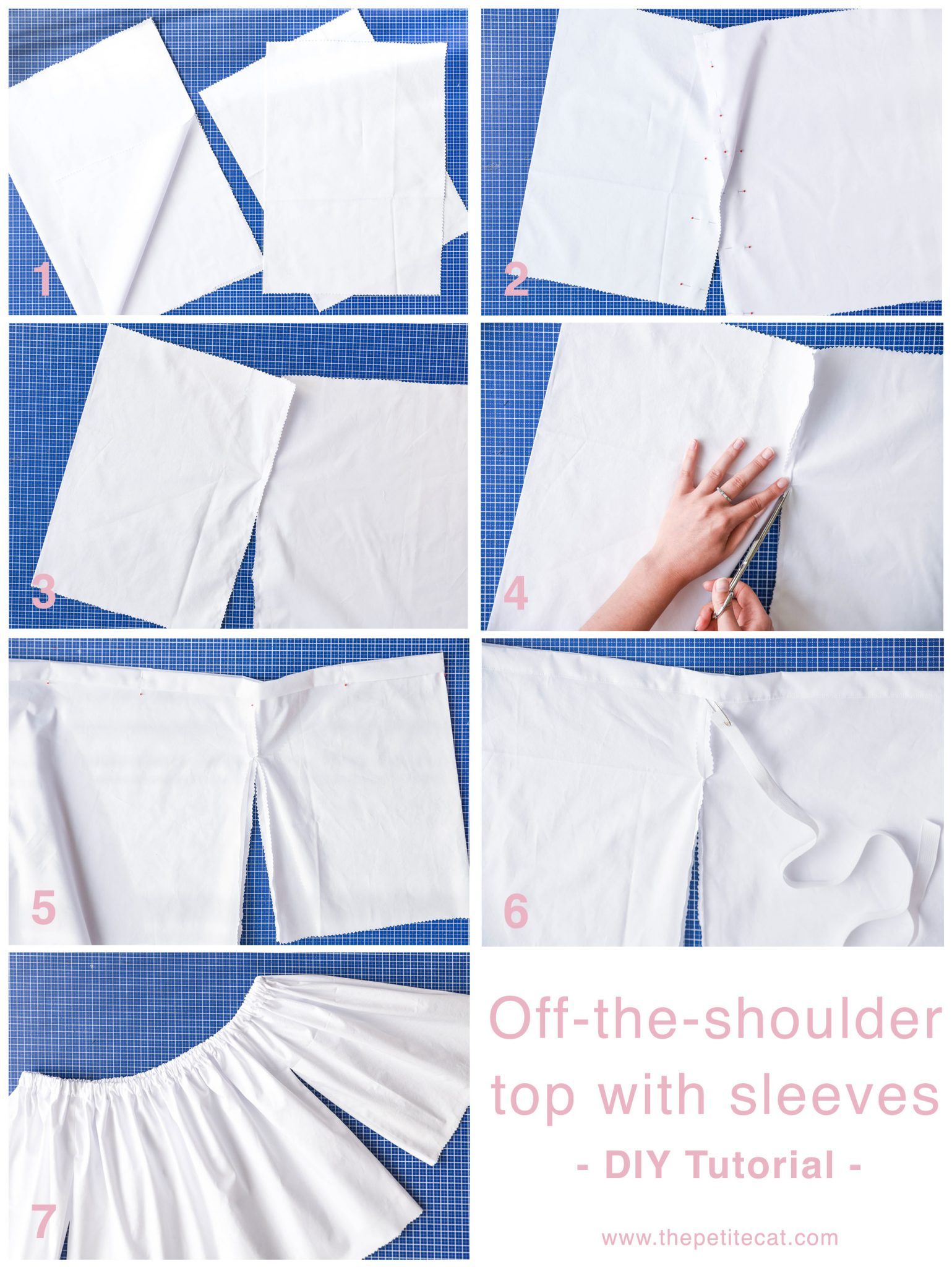 diy-tutorial-off-the-shoulder-top-and-dress-thepetitecat-project1