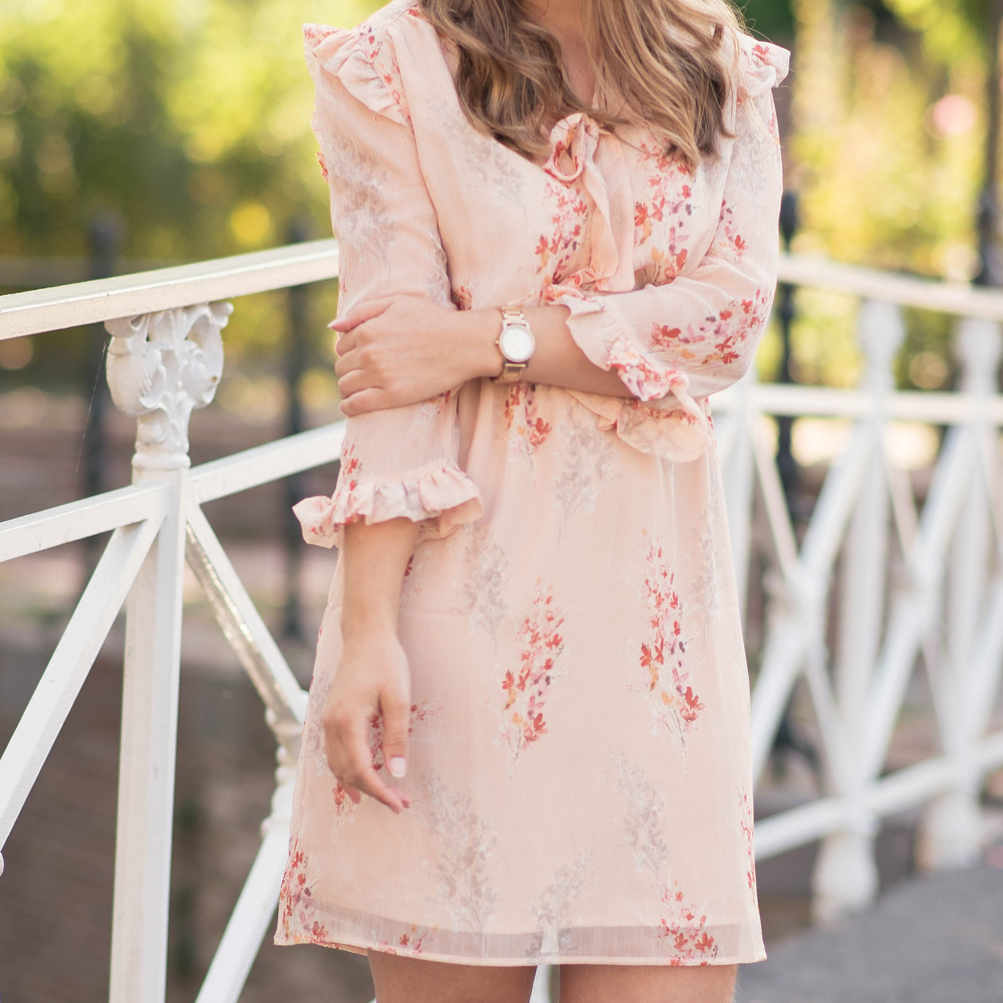 blush-floral-dress-thepetitecat-summer-style