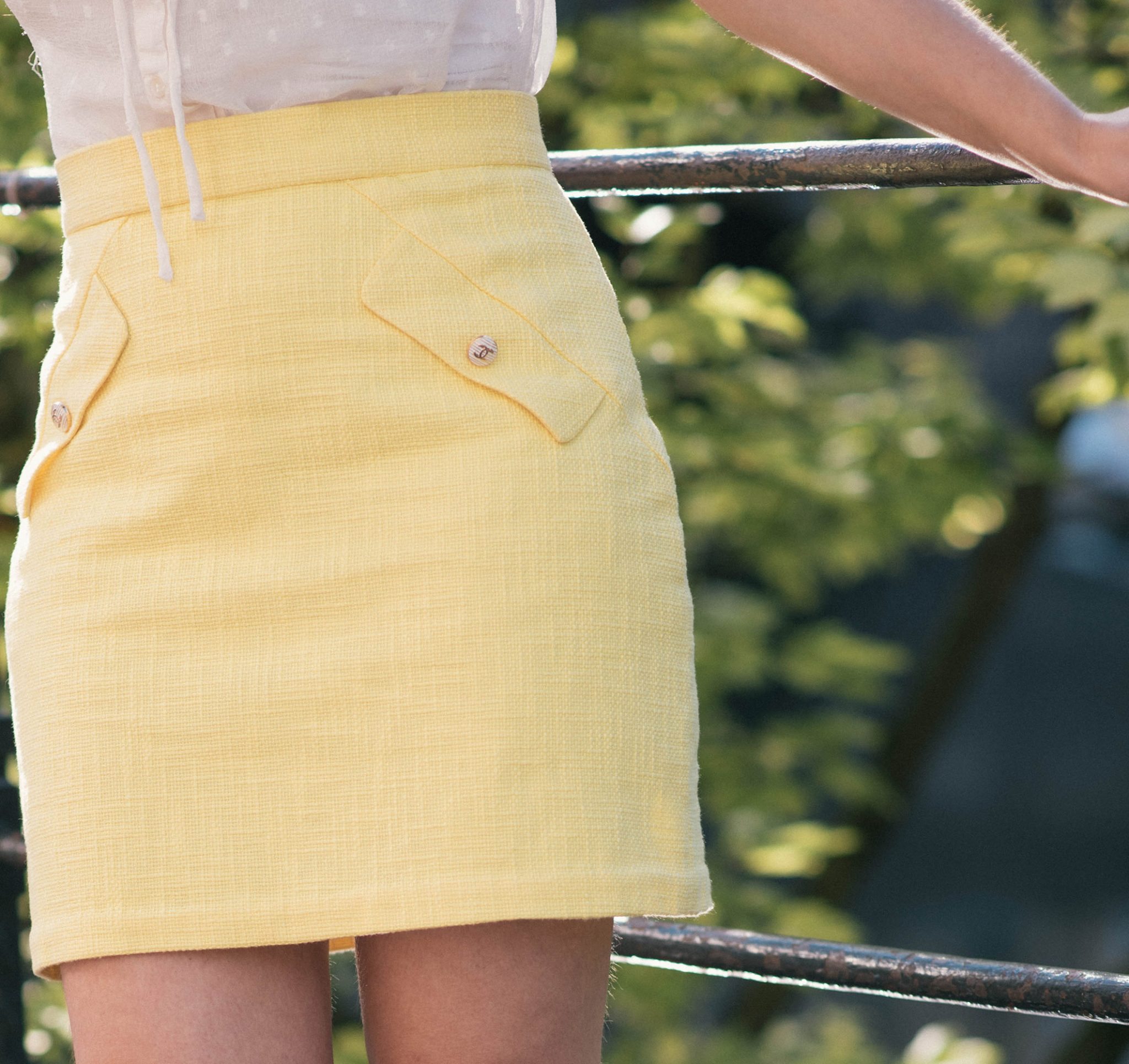 summer-lemon-yellow-thepetitecat-lookbook