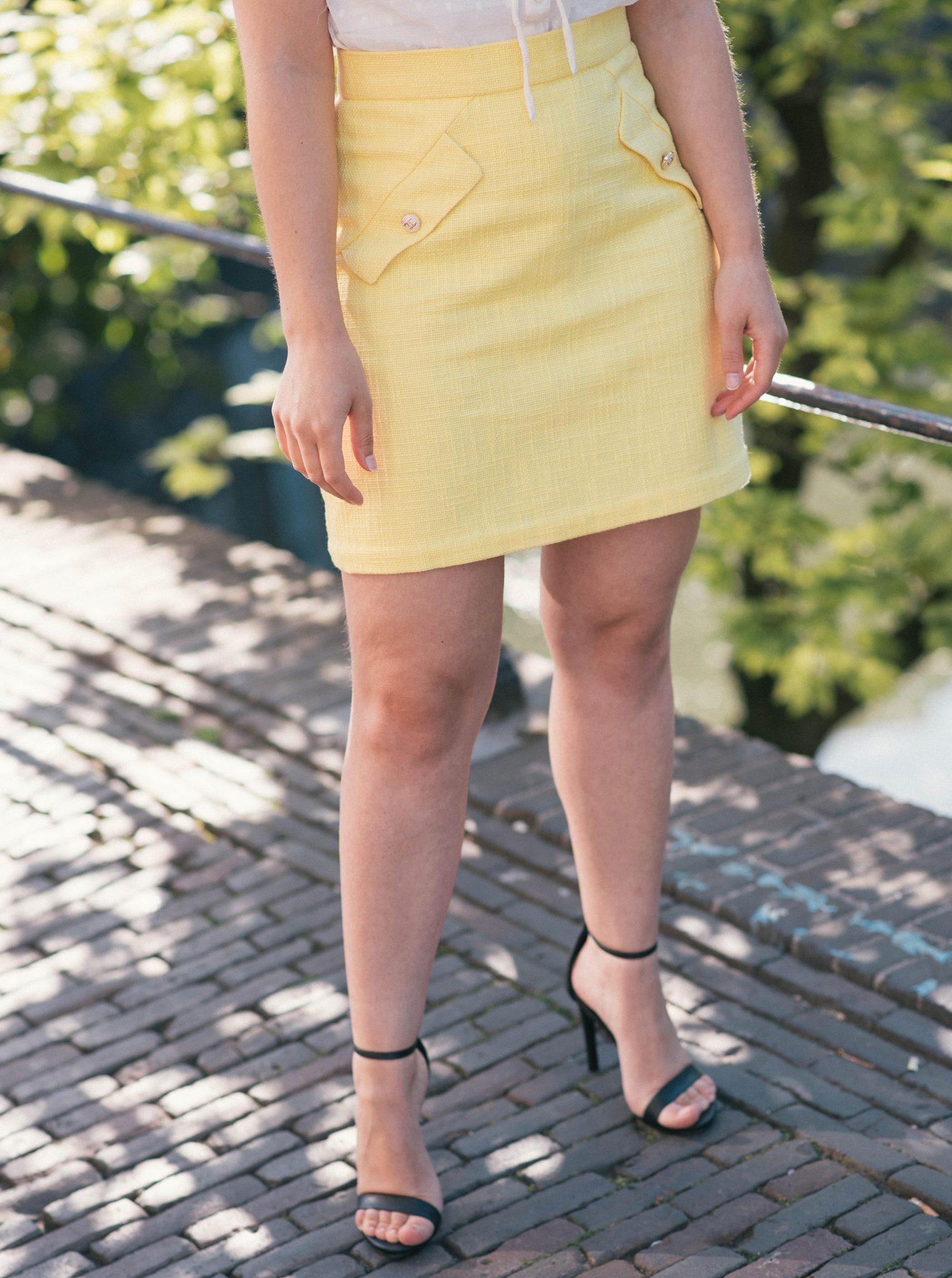 summer-lemon-yellow-thepetitecat-style