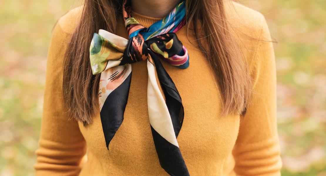 sweater-weather-silk-scarf-styling-autumn